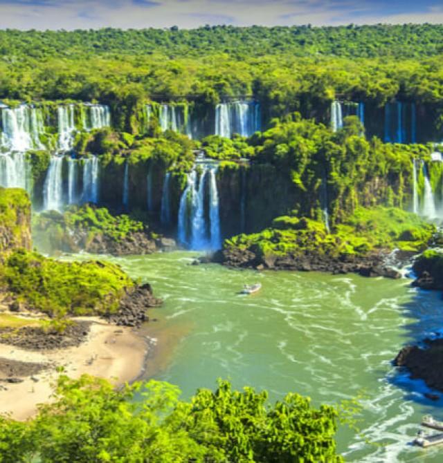 Cataratas de Iguazú en Buenos Aires