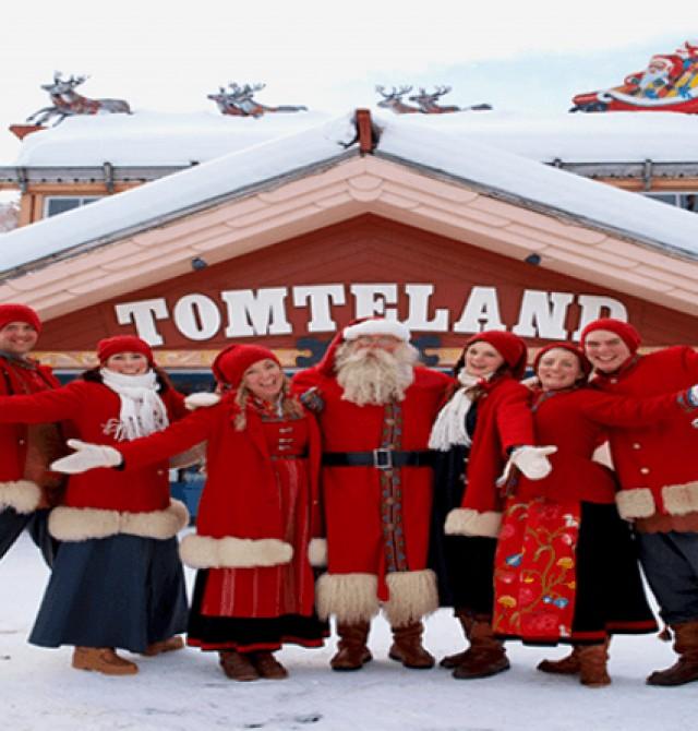 Santa World en Suecia