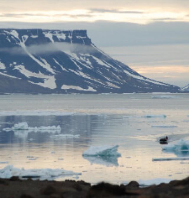 Longyearbyen en Rusia