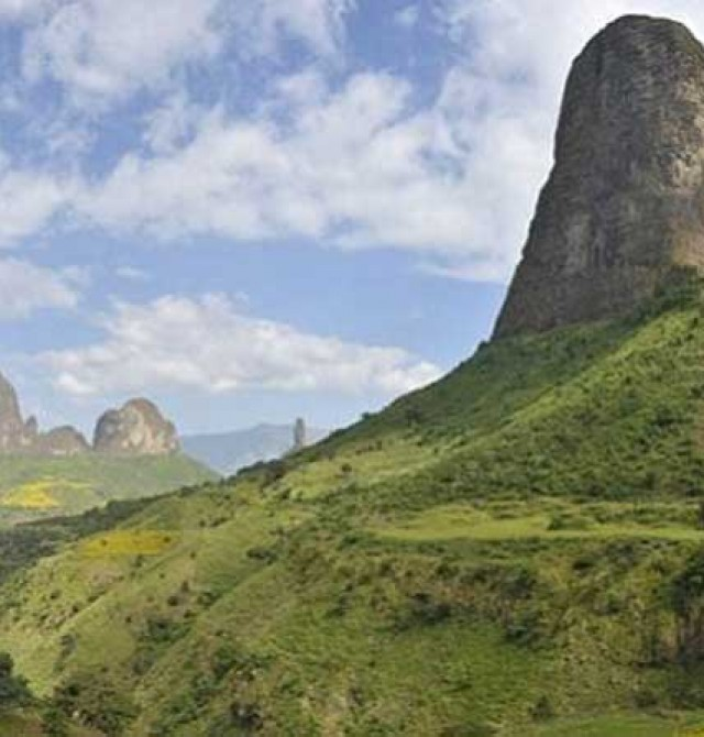 Cordillera de las Simien