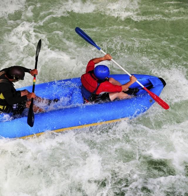 Río Parcuare en Costa Rica
