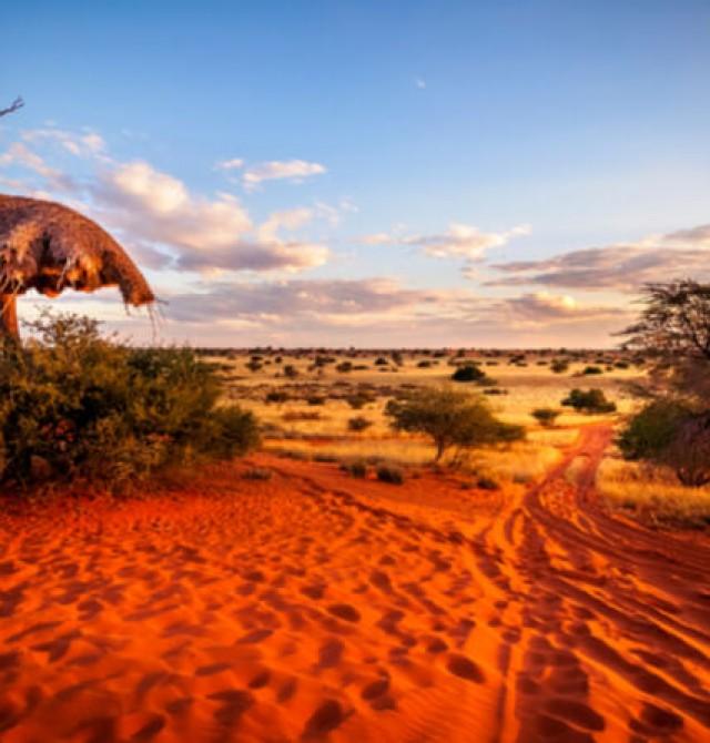 Mariental en Namibia
