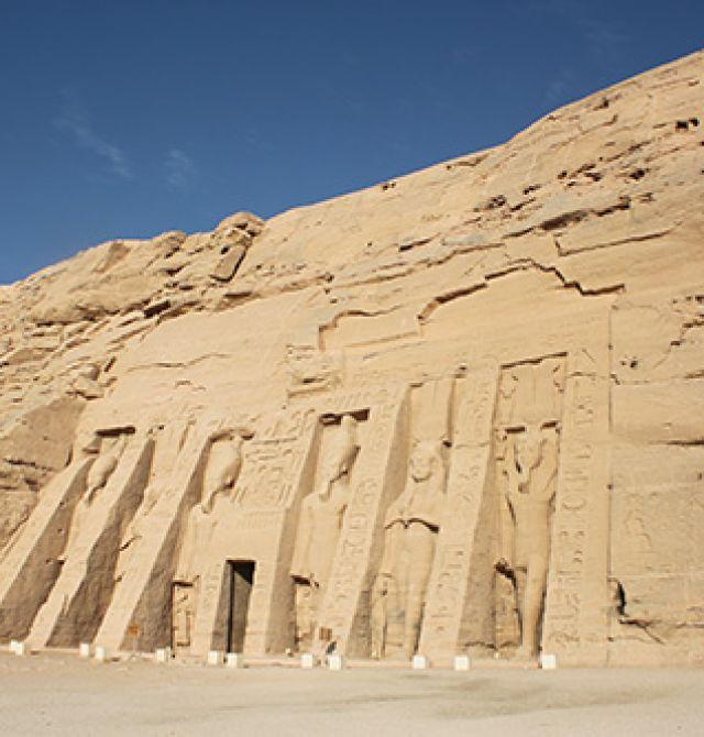 Abu Simbel - El Cairo