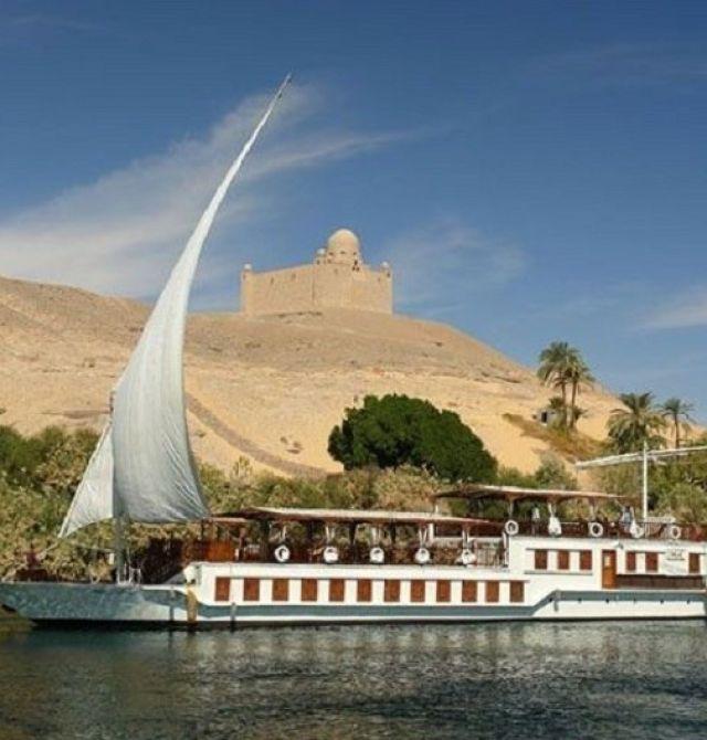Crucero Hadeel Dahabiya