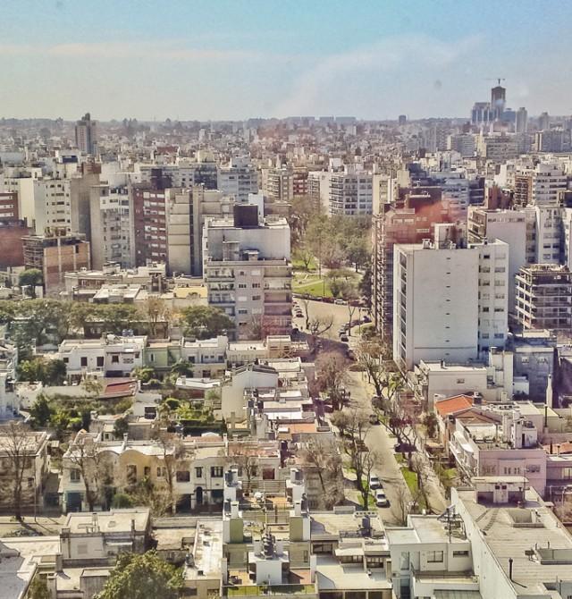 Montevideo en Uruguay