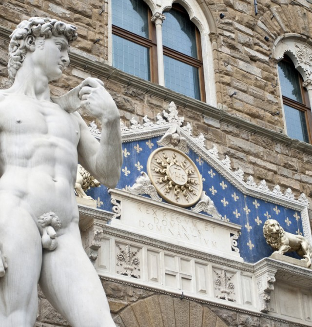 Florencia en Italia