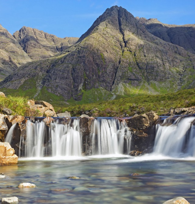 Inverness – Isla De Skye