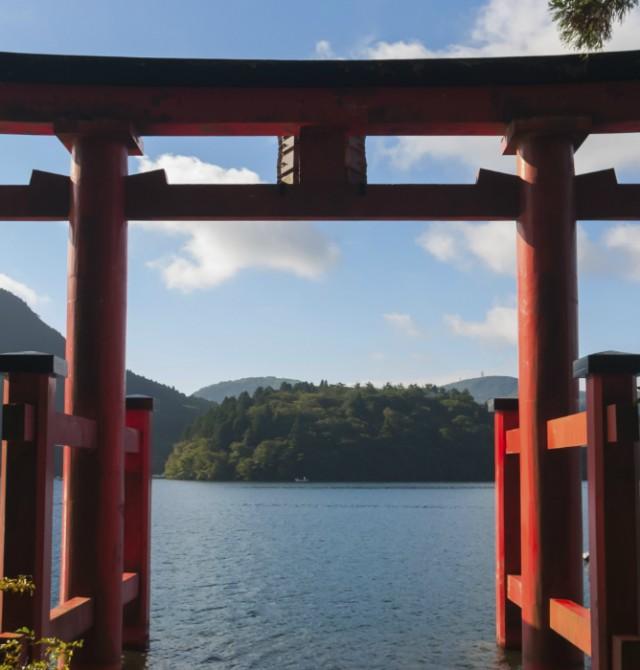 Lago de Ashi, Hakone