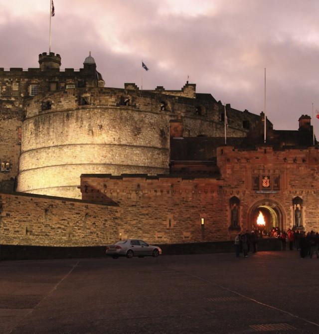 Un juego de tronos en Escocia
