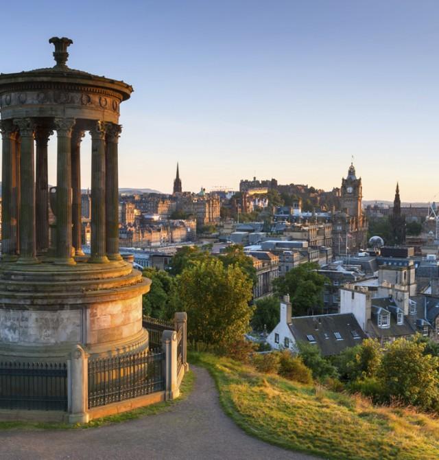 Edimburgo - Perth