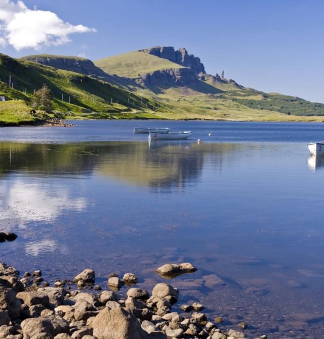 Inverness – Isla De Skye - Fort William – Oban Are