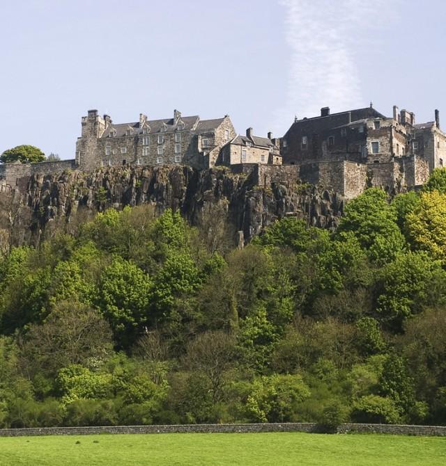 Castillos de Escocia en Inglaterra y Escocia