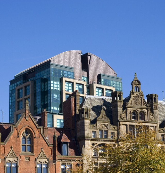 Manchester en Inglaterra y Escocia