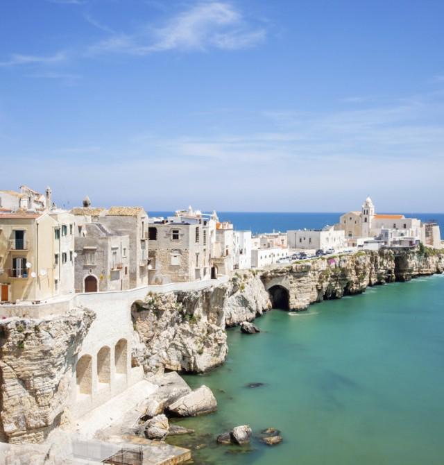 Costa Sur de Italia en Italia