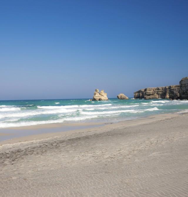 Mar Adriático en Italia