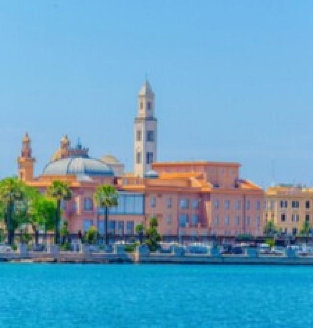 Bari en Italia