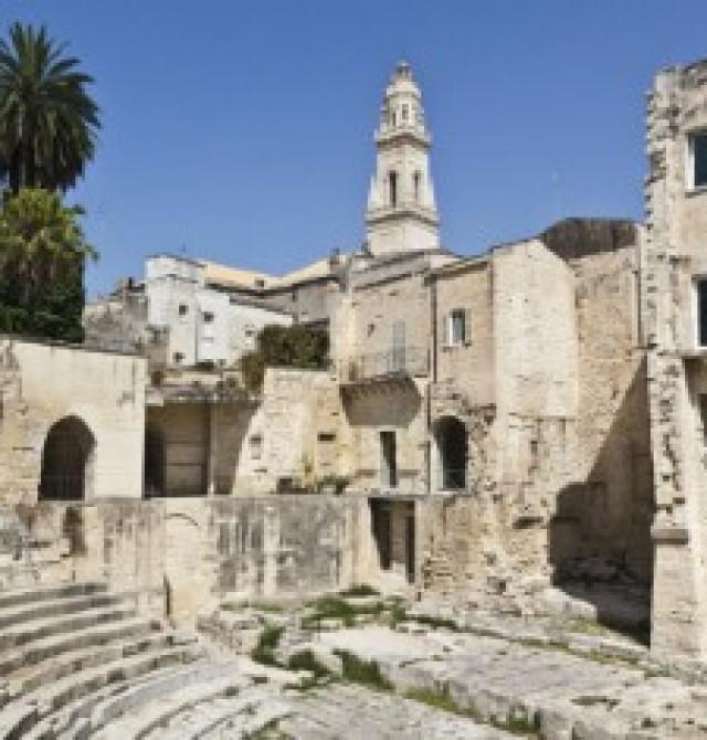 Lecce en Italia