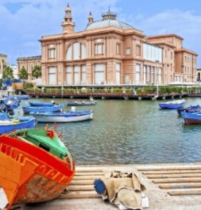Brindisi - España en Italia