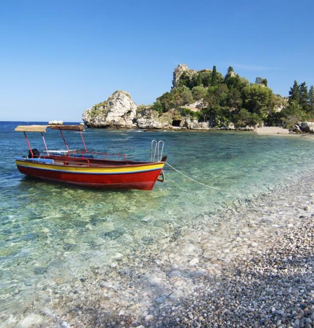 Baño mediterráneo