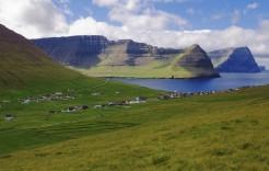 Pueblos nórdicos en Islas Feroe