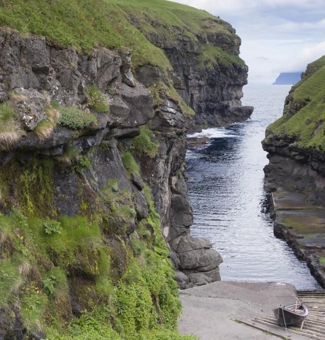 Como un vikingo en Islas Feroe