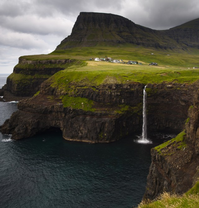 Vagoy en Islas Feroe