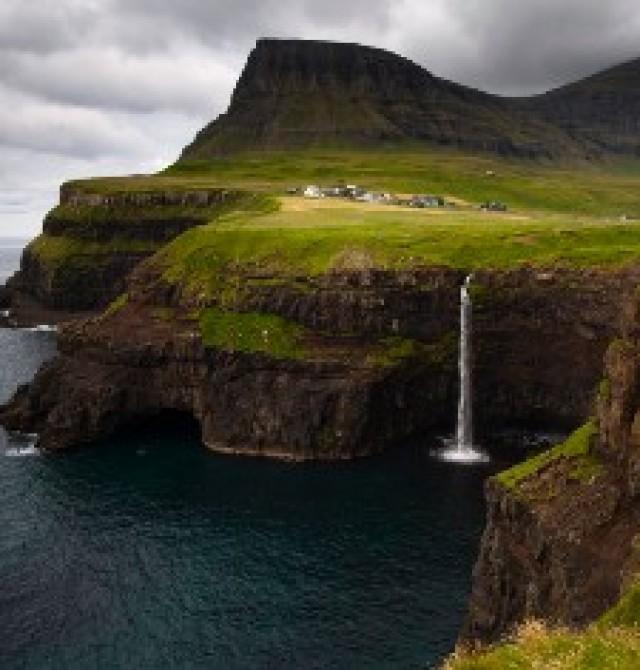 Vagar en Islas Feroe
