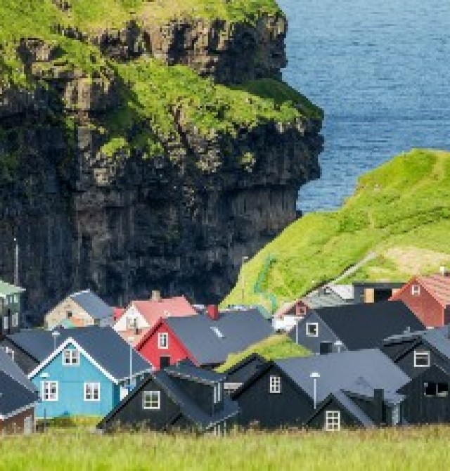 Eysturoy en Islas Feroe