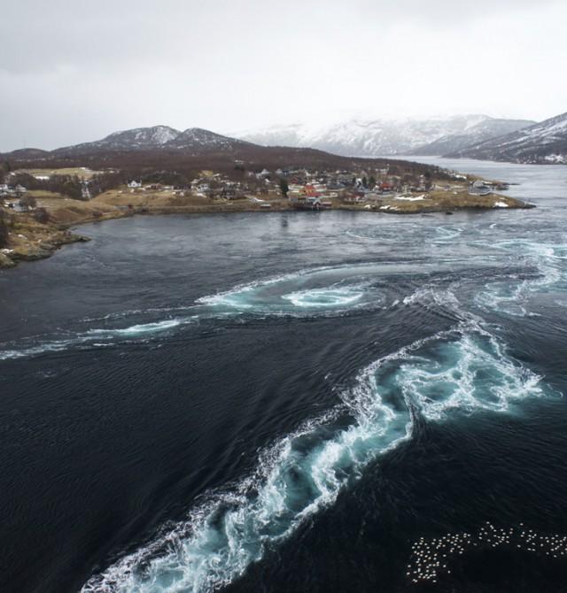 Bodø en Noruega