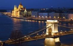 Romántica Budapest en Hungría