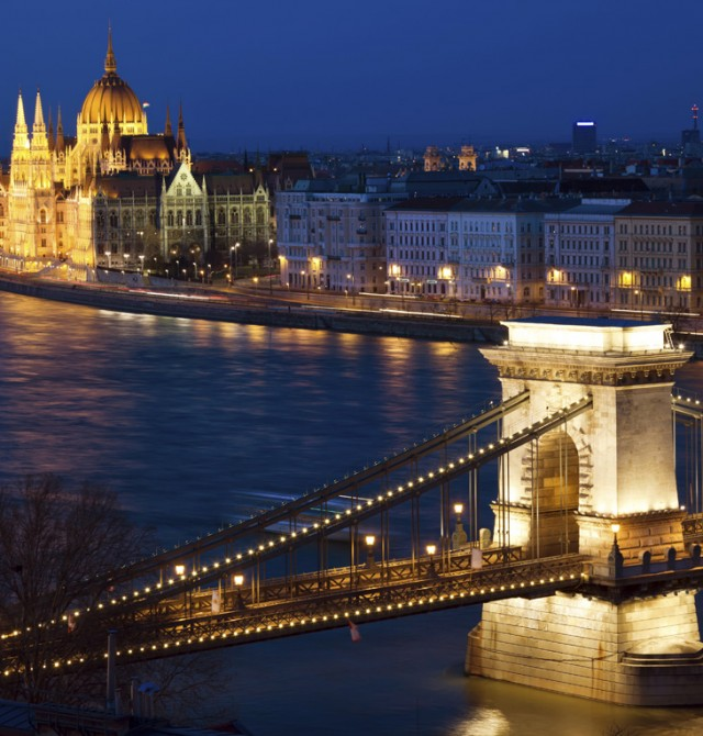 Romántica Budapest