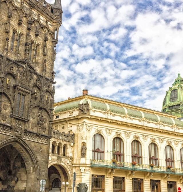 Casa Municipal de Praga en Republica Checa, Austria, Polonia y Hungría