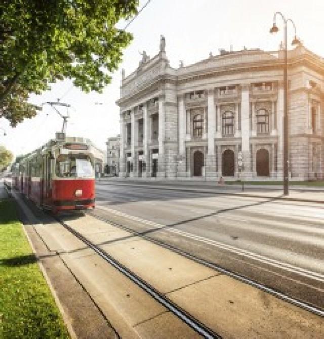 Viena en Republica Checa, Austria, Polonia y Hungría