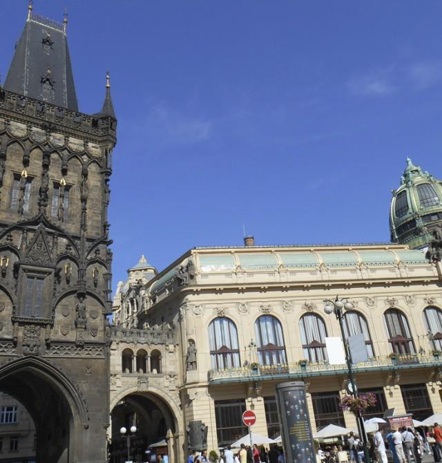 Praga en Republica Checa, Austria, Polonia y Hungría