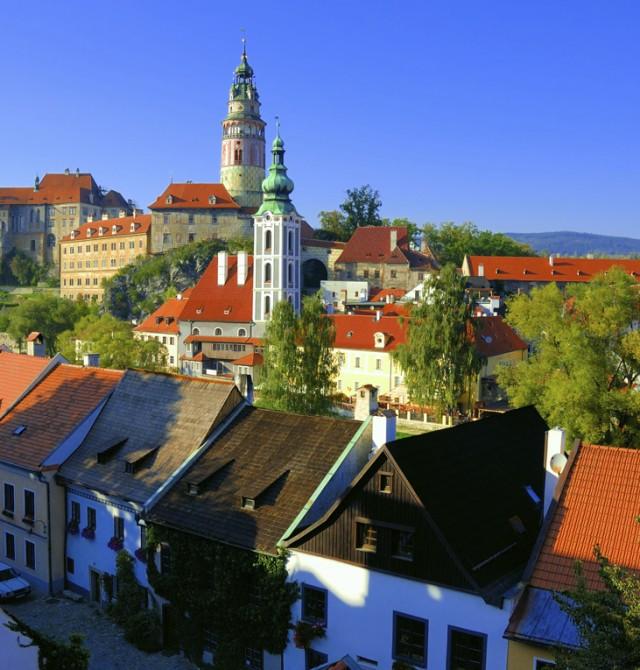 Praga- Ceske Budejovice – Český Krumlov en Republica Checa, Austria, Polonia y Hungría