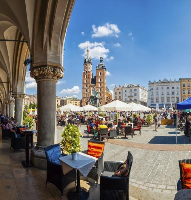 Budapest - Eslovaquia - Cracovia  en Republica Checa, Austria, Polonia y Hungría