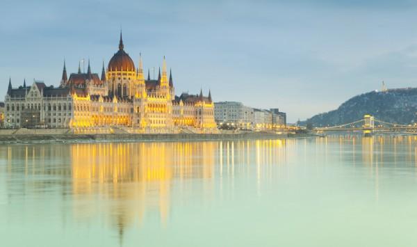 El Parlamento en Budapest. Viaje a Hungría con PANGEA The Travel Store
