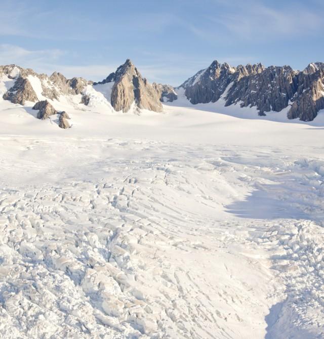 Queenstown - Glaciares Costa Oeste