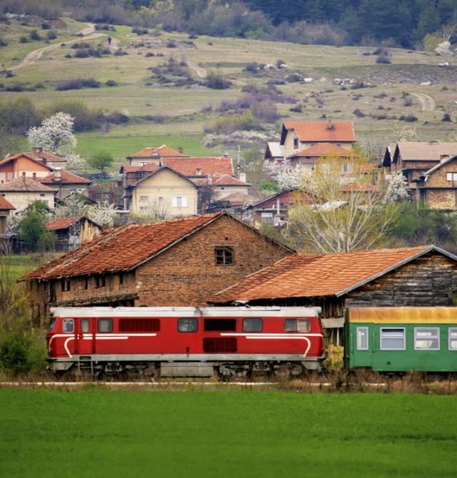 Un tren 'vintage'