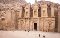 en Jordania e Israel