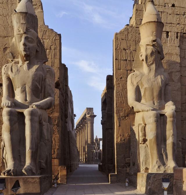 El origen en Egipto