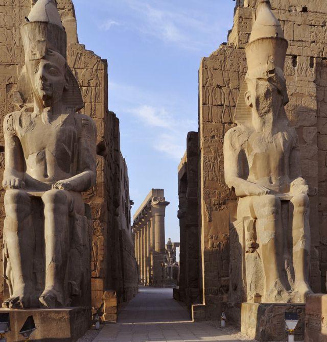 Templos egipcios
