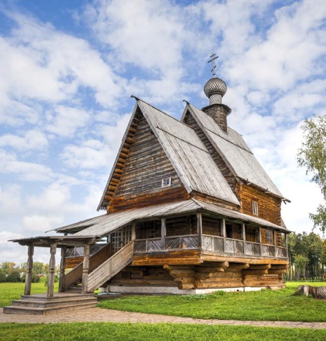 Iglesia de San Nicolás en Suzdal