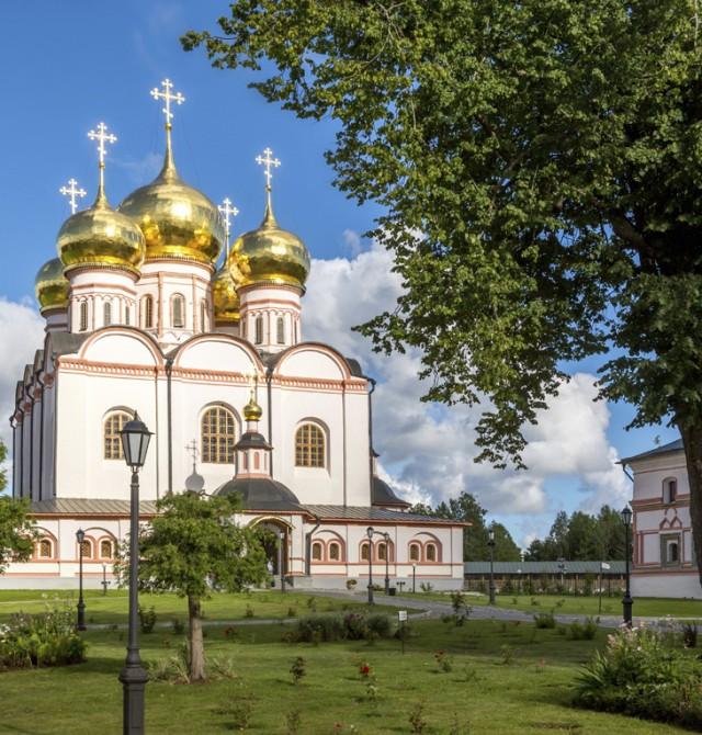 Monasterio Iversky