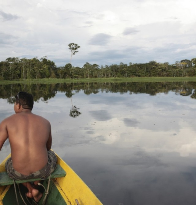 Ciudad de origen / Amazonas