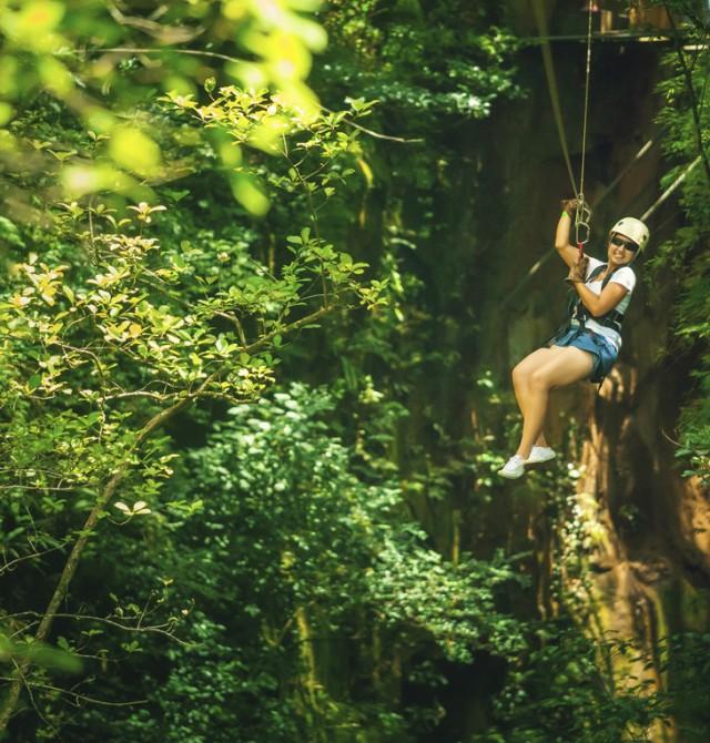 Adrenalina de altura en Nicaragua