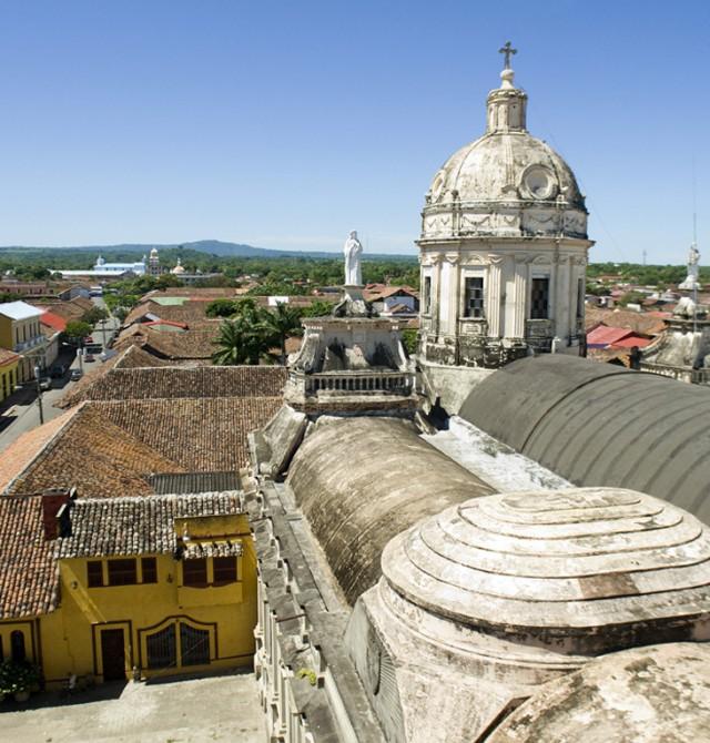 La otra Granada en Nicaragua