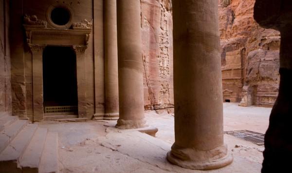 El Tesoro de Petra por dentro. Viaje a Jordania con PANGEA The Travel Store