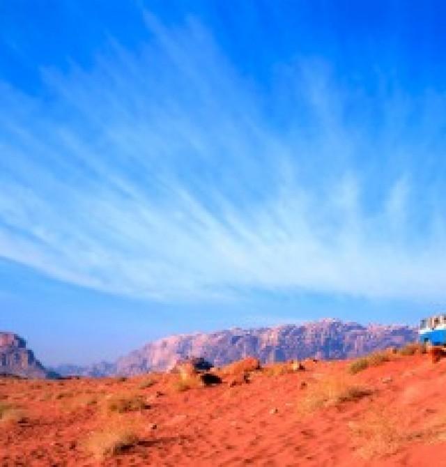 Aqaba en Jordania