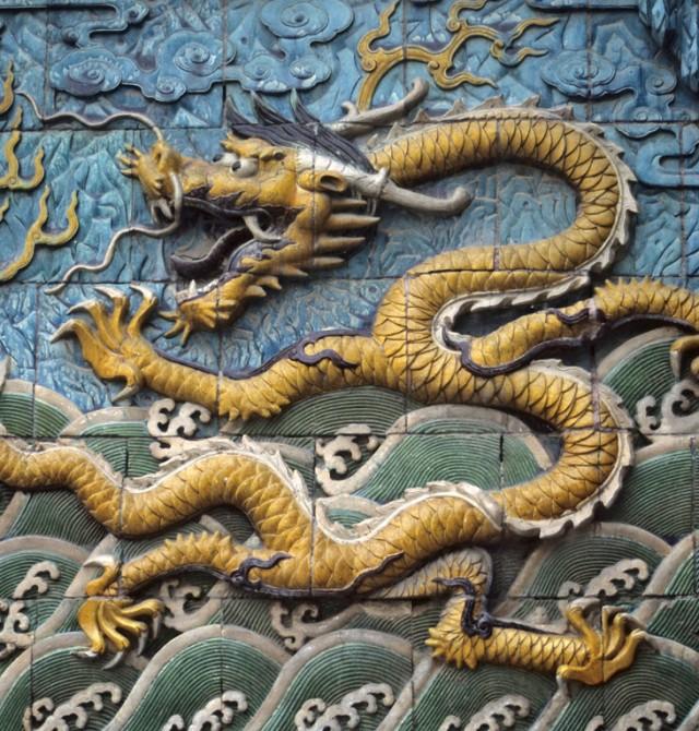 Visita a una ancestral familia en China